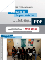 Empleos Web 2 0 Abr13