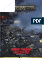 Flames of War FoW 2.0 - Earth Steel