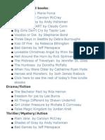 FREE Kindle & E-Book Downloads (5/15)