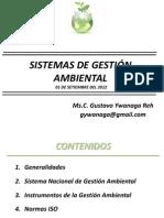 Sistemas de Gestión Ambiental - Chimbote