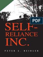 Self-reliance, Inc.