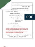 McInnish v Chapman - Motion To Strike ADP Amicus Brief - Obama ID Fraud - AL Supreme Court - 5/14/2013