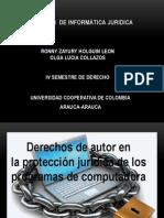 EXPOCISIÓN  DE INFORMÁTICA JURIDICA