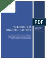 GM Financial Facebook Presentation and Handbook