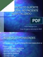 2000_Importância do SN no pac hospitalizado