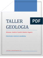 Geologia Taller