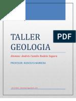 Geologia Taller