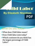 child labor presentation