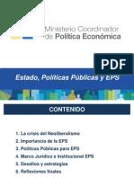 Política Pública para la EPS