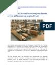 PARAGUAY Inversión extranjera directa creció 27% en 2012 según Cepal