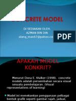 Concrete Model