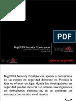 BugCON_Presentacion