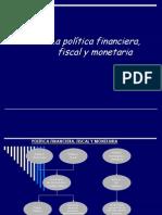 CUADROs.Políticafinancierafiscalymonetaria
