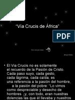 Via Crucis Africano
