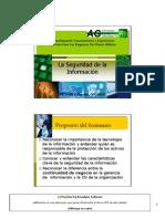 AVES 4-Seguridad de la Información 2009