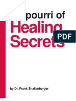 Potpourri of Healing Secrets
