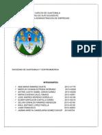 Historia Sociedad Guatemalteca