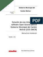 Manual de Instalacion Con LDAP