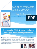 evoluodeenfermagempeloenfermeiro-121207125035-phpapp02