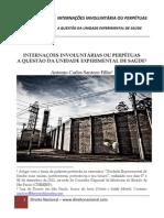Direito e Saude Mental - Internacoes Indeterminadas Ou Perpetuas - Santoro - Site Direito Nacional - 09-12-2012