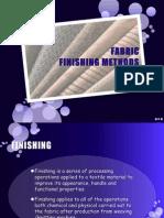 92246382 Fabric and Garment Finishing Methods Copy