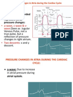 Lecture on Atrial Pressure Changes and JVP by Dr. Roomi