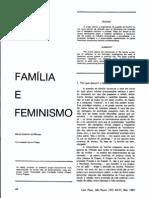 Familia e Feminismo