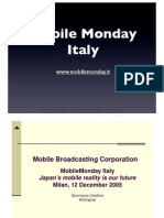 2005-12-12 Mobile broadcasting corporation - Gianmauro Calafiore - Wiz Capital