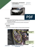 Informe Del Vehiculo NISSAN AD.