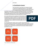 Biopharmaceutics Classification System