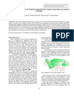 04.Study of Effectivity of Porous Inflitration Model for Urban Flooding Control (j. Patanduk)