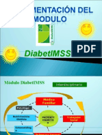 82390220 4 Presentacion Modulo Diabetimss