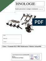 268 l Injection Diesel Haute Pression a Rampe Commune Common Rail PDF