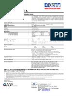 OEZPP8600 - Oasis epoxy zinc phosphate primer