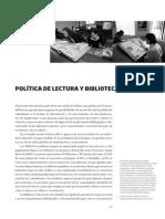 09 Politica Lectura Bibliotecas