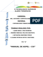 MANUAL Aspel Coi 6 0