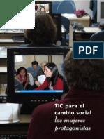 TIC Para El Cambio Social - Las Mujeres Protagonistas
