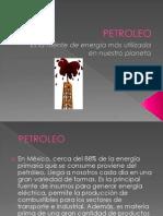 PETROLEO diapositivas