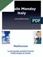 2006-02-06 Succesful content via Mobile push Email - Davide Caramico - Weather News International