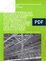 Design Guide 2 - Structural Stability of Hollow Sections