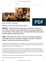 Making a Second Marriage Work _ Family Happiness