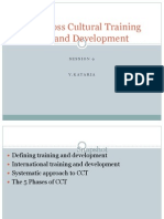 9. International Training & Development