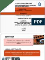Corrosion Alcalina