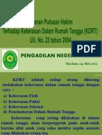 Slide KDRT