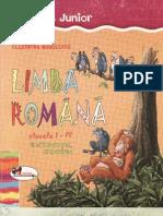 Carti. Limba.romana.pentru.clasele.1 4.(Exercitii.jocuri.) Ed.aramis.junior. TEKKEN