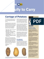 Carriage of Potatoes
