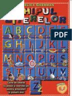Carti. Chipul.literelor. Carte.de.Colorat.si.Scris. Ed.elis. TEKKEN