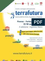 Brochure Terrafutura2013