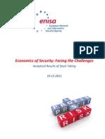 Economics of Security Challenges