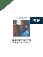 Nancy Kilpatrick - Serie El Mundo Del Poder de La Sangre 01 - El Descendiente de La Oscuridad